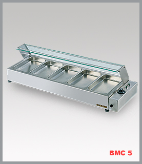 Mini Bain Marie With Mini Food Tray Singmah Steel