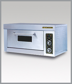 Gas Heated Baking Oven Singmah Steel Refrigeration