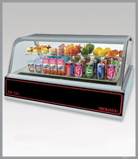 Table Top Display Cooler Singmah Steel Refrigeration